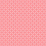 Teste padrão sem emenda geométrico do ornamento Fundo do vetor Imagens de Stock