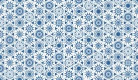 Teste padrão sem emenda geométrico do parquet Foto de Stock Royalty Free