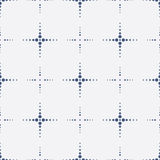 Teste padrão sem emenda geométrico japonês Imagens de Stock