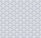 Teste padrão sem emenda geométrico japonês Imagens de Stock Royalty Free