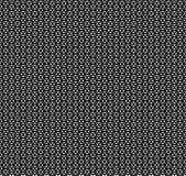 Teste padrão sem emenda GEOMÉTRICO preto no fundo branco Imagem de Stock Royalty Free