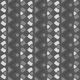 Teste padrão sem emenda geométrico simples vertical do vetor de matéria têxtil Ilustração Stock