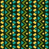 Teste padrão sem emenda geométrico simples vertical do vetor de matéria têxtil Ilustração do Vetor