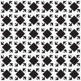 teste padrão sem emenda geométrico Vetor ilustração stock