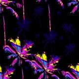 Teste padrão sem emenda havaiano Imagem de Stock