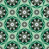 Teste padrão sem emenda islâmico Imagens de Stock