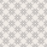 Teste padrão sem emenda linear geométrico redondo Foto de Stock Royalty Free