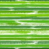 Teste padrão sem emenda listrado colorido com cursos tirados mão da escova Ilustração do vetor para a cópia de matéria têxtil ou  ilustração stock