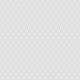 Teste padrão sem emenda neutro das estrelas brancas em Gray Backdrop Fotos de Stock Royalty Free