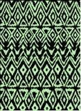 Teste padrão sem emenda no estilo asteca Imagem de Stock Royalty Free
