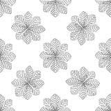 Teste padrão sem emenda para o projeto de matéria têxtil da cópia ou o envolvimento de papel Feliz Natal Imagens de Stock Royalty Free