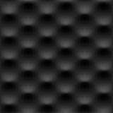 Teste padrão sem emenda preto Imagem de Stock