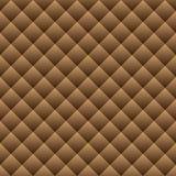 Teste padrão sem emenda quadrado geométrico Projeto gráfico da forma Ilustração do vetor Projeto do fundo Ilusão ótica À moda mod Fotografia de Stock Royalty Free