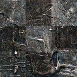 Teste padrão sem emenda quadriculado abstrato textured Grunge imagens de stock