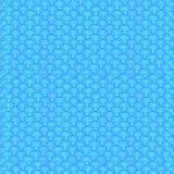 Teste padrão sem emenda simples das escalas de peixes marinhos em cores pastel macias ilustração royalty free