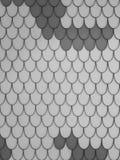Teste padrão sem emenda sob a forma dos flocos Imagem de Stock