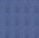 Teste padrão sem emenda (textura) da tela de algodão Imagens de Stock Royalty Free