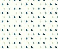 Teste padrão sem emenda, textura para o papel de parede, fundo, textura, álbum de recortes - no vetor ilustração stock