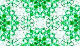 Teste padrão sem emenda verde Sabão delicado atrativo b ilustração do vetor