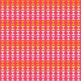 Teste padrão simples abstrato com rombo Fotos de Stock Royalty Free