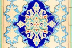 Teste padrão Sultan Qaboos Mosque grande Fotografia de Stock Royalty Free