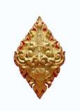 Teste padrão tailandês Imagens de Stock Royalty Free