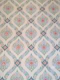 Teste padrão tailandês, parede, papel de parede, templo fotografia de stock royalty free