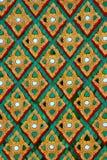 Teste padrão tailandês tradicional da arte Imagens de Stock Royalty Free