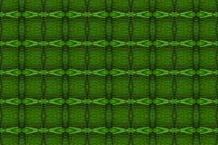 Teste padrão telhado de uma imagem de uma folha ilustração royalty free