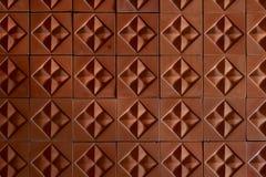 Teste padrão telhado para a parede de tijolo vermelho replicate contínua imagens de stock