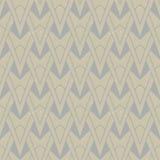 Teste padrão Textured do art deco com motivos geométricos Imagens de Stock