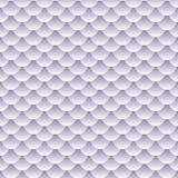 Teste padrão textured sem emenda da escala de peixes Fotos de Stock Royalty Free
