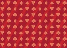 Teste padrão texturized póquer. Imagem de Stock Royalty Free