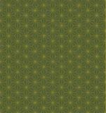 Teste padrão tradicional japonês da folha do cânhamo imagem de stock royalty free