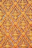 Teste padrão tradicional tailandês dos anjos Fotografia de Stock