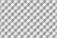 Teste padrão transversal branco imagens de stock