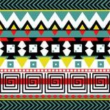 Teste padrão tribal Imagem de Stock Royalty Free