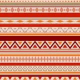 Teste padrão tribal da textura do vetor sem emenda Imagem de Stock