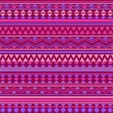 Teste padrão tribal sem emenda da textura ilustração royalty free