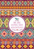 Teste padrão tribal sem emenda do moderno com elementos geométricos ilustração royalty free