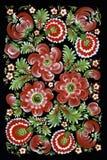 Teste padrão ucraniano tradicional Fotos de Stock