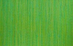 Teste padrão variegated verde de matéria têxtil da textura do fundo Fotografia de Stock Royalty Free
