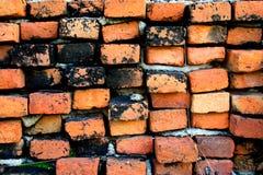 Teste padrão velho da construção de tijolos Fotografia de Stock Royalty Free