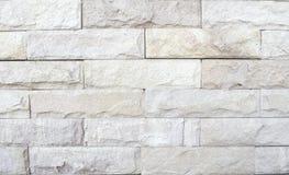 Teste padrão velho da parede de tijolos de Brown Fundo da parede Imagens de Stock