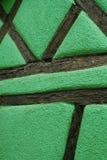 Teste padrão verde Imagens de Stock