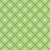 Teste padrão verde Imagens de Stock Royalty Free