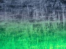 Teste padrão verde e azul imagens de stock