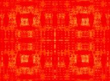 Teste padrão vermelho do fundo Imagem de Stock