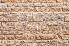Teste padrão vertical da parede de tijolo e horizontal sem emenda de mármore Foto de Stock Royalty Free