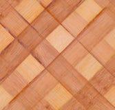 Teste padrão vertical de madeira Fotos de Stock Royalty Free